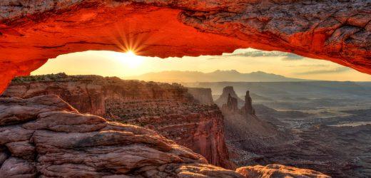 5 Best U.S. National Parks