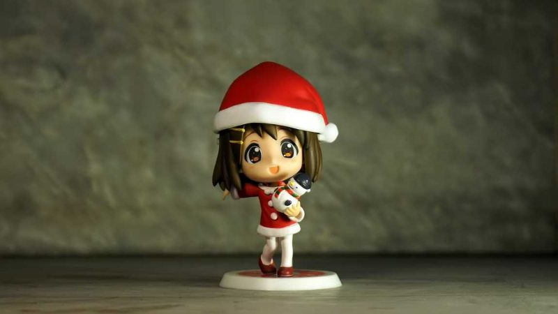 Giving Out Cool Anime Collectibles As Gifts